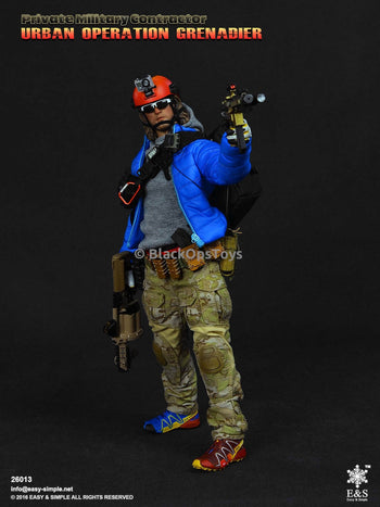 "PMC ""The Division"" Urban Grenadier - Mint in Box"