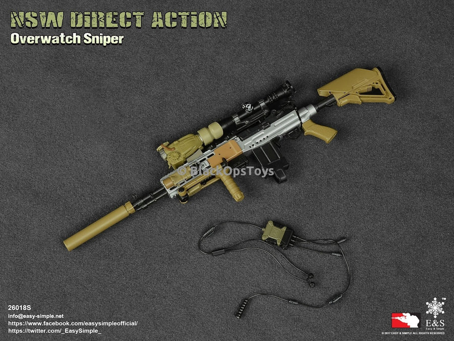 NSW Direct Action Overwatch Sniper - Mint in Box