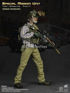 Urban Warfare Special Mission Unit Tier 1 Operator Mint in Box