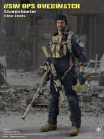 NSW OPS Overwatch - Sharpshooter - AOR Body Armor Set