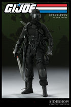 GI JOE - Snake Eyes - Gloved Hand Set