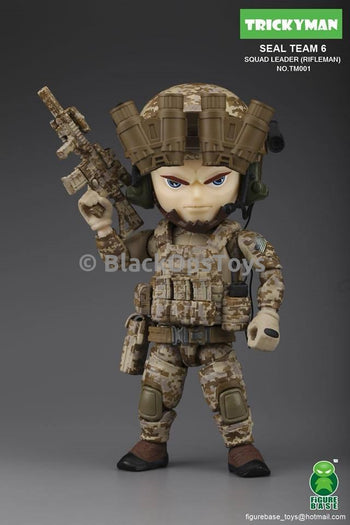 Seal Team 6 Squad Leader (Rifleman) Mint in Box