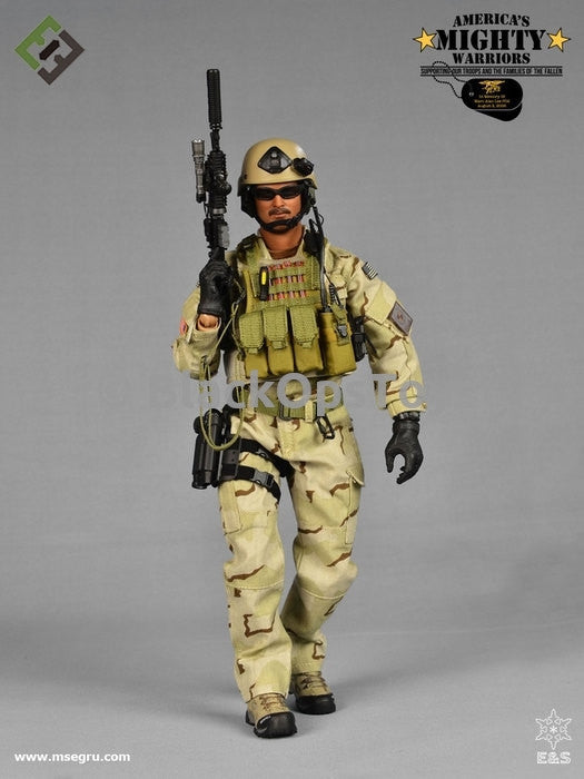 T-Shirt for EASY/&SIMPLE Seal Team 3 Marc Lee 1//6 Scale Action Figure