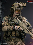 GERMAN KSK - OD green Assault Back Pack
