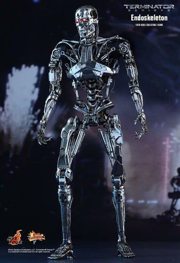 Terminator Genisys - Endoskeleton - MINT IN BOX