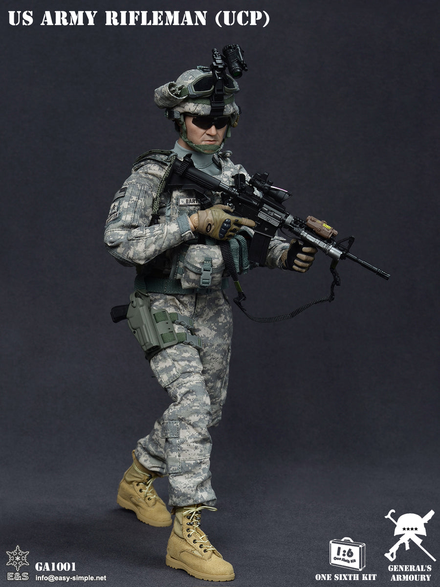 PREORDER - US Army Rifleman UCP - MINT IN BOX