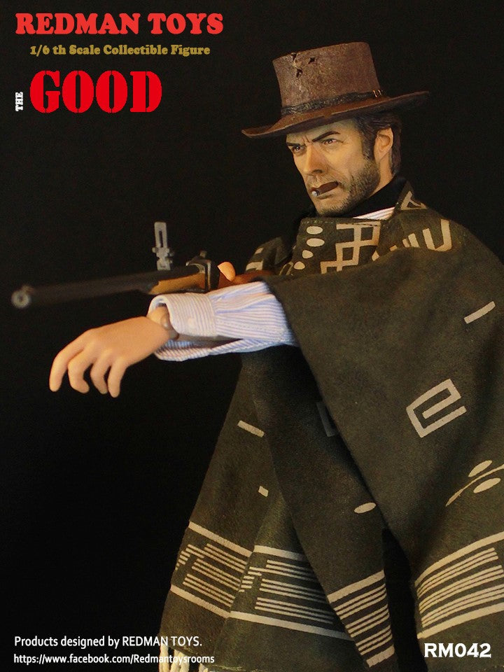 The Cowboy - The Good - Sharps 1874 Rifle