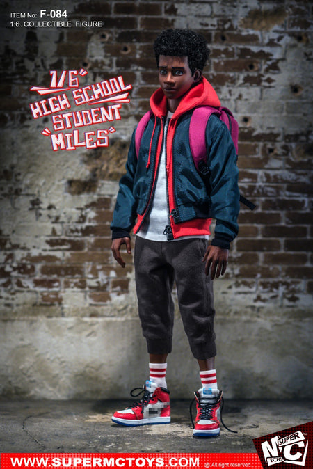 "PREORDER - High School Student ""Miles"" - MINT IN BOX"