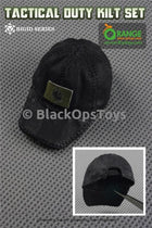 5.11 Tactical Duty Set Black Baseball Hat w/Patch
