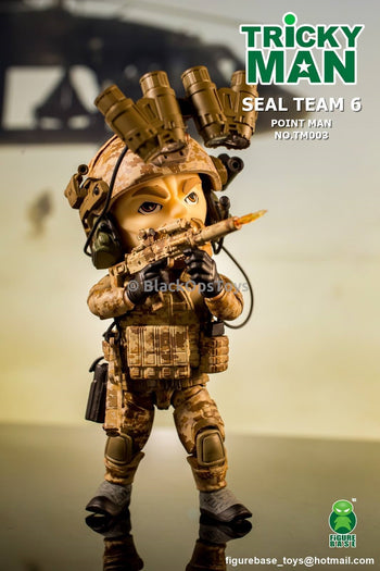 Seal Team 6 Pointman Mint in Box