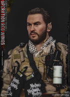 Operation Red Wings - White & Black Shemagh