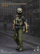 British SAS Rev. Warfare Urban Raid Multicam Vest and Pouch Set