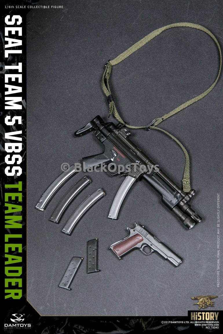 Navy Seal Team 5 VBSS Team Leader Pistol Mags x2