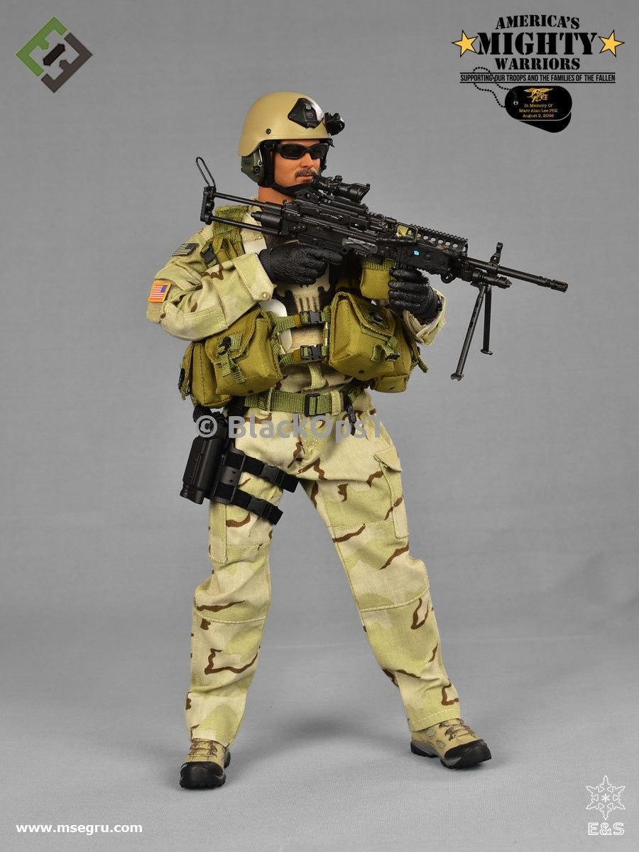 Marc Lee Seal Team 3 Charlie Platoon Deluxe Figure Mint in Box
