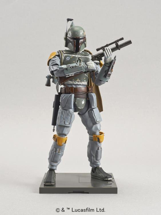 1/12 - Star Wars - Boba Fett Model Kit - MINT IN BOX