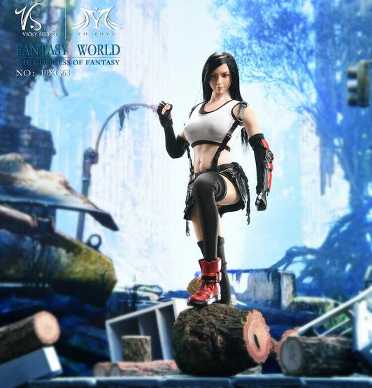 Goddess of Fantasy - Tifa - Materia Bracer