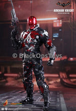Batman Arkham Knight Red Elbow Pad Armor