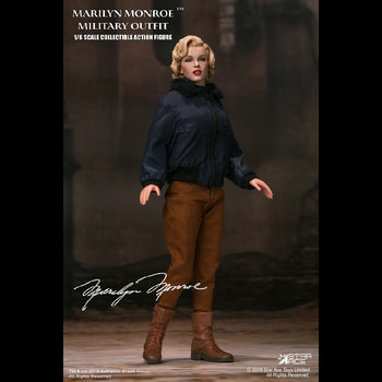 Marilyn Monroe United States Military Outfit Korea 1945 MINT IN BOX