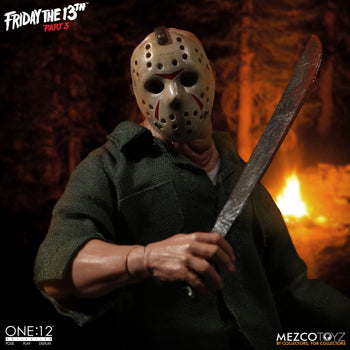 Friday The 13th Part III - Jason Voorhees - MINT IN BOX