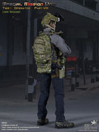 British SMU - Lone Rescuer - Multicam Chest Rig & Pouch Set