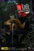 The Joker Cursed Clown - Purple Tie