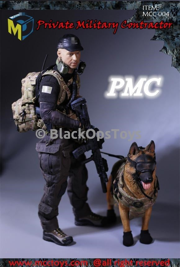 private military contractor gear list