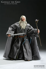 LOTR - Gandalf - Gray Robe w/Brown Belt