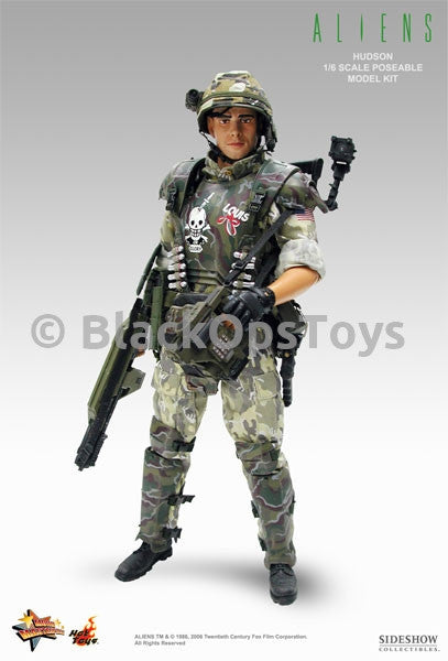 Aliens Colonial Marine Hudson Nude Body w/Hands