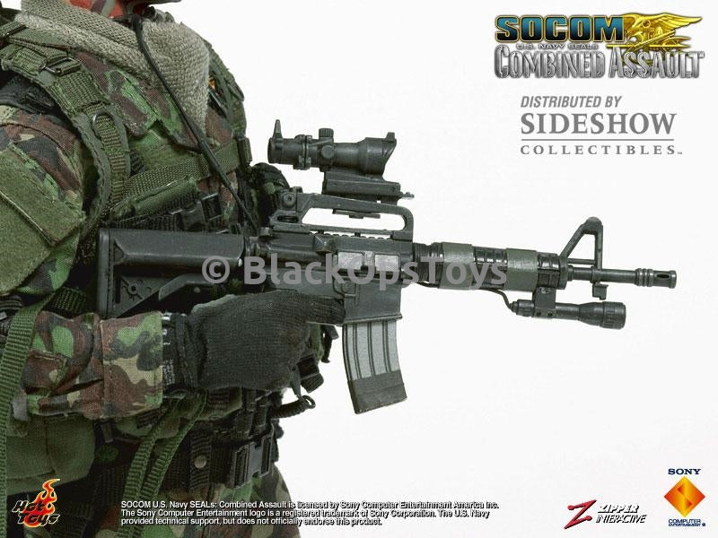 SOCOM  Commander Specter - Weathered Knee & Elbow Pad Set