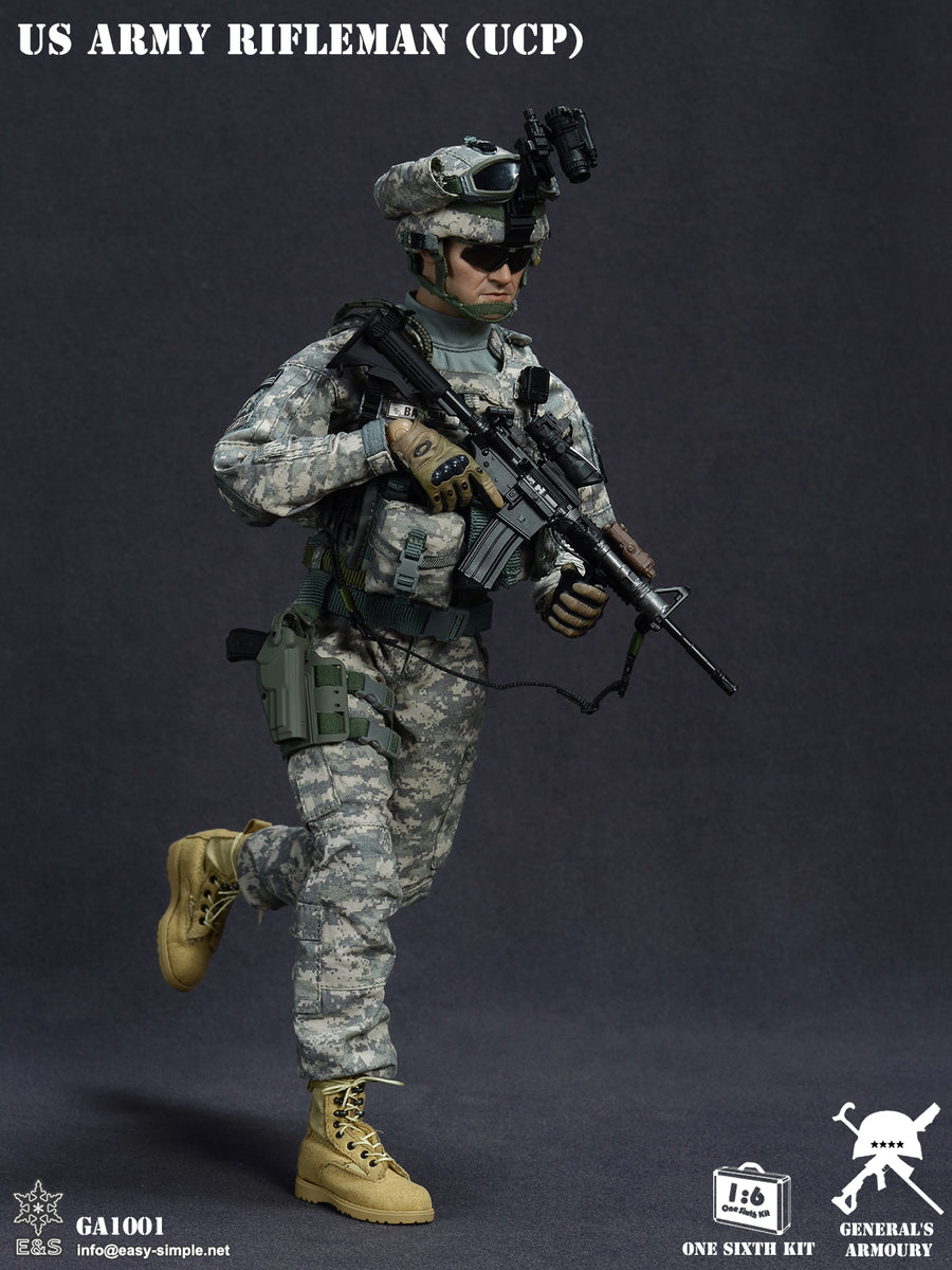 US Army Rifleman UCP - MINT IN BOX