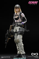 Combat Girl Series Female PMC GEMINI - VICKY Black M4 Dropleg Ammo Pouch