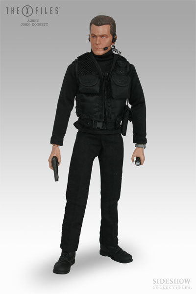 The X-Files - John Doggett - Male Base Body w/Head Sculpt