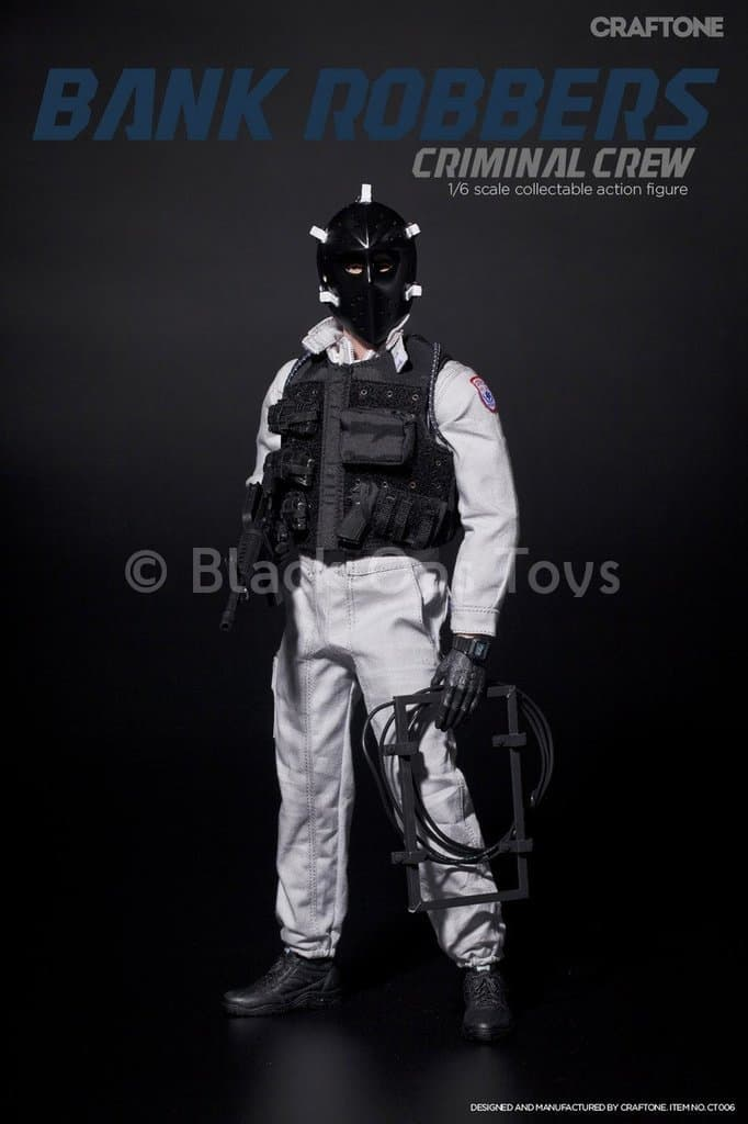 Bank Robbers Crew - Male Base Body & Business Suit Set