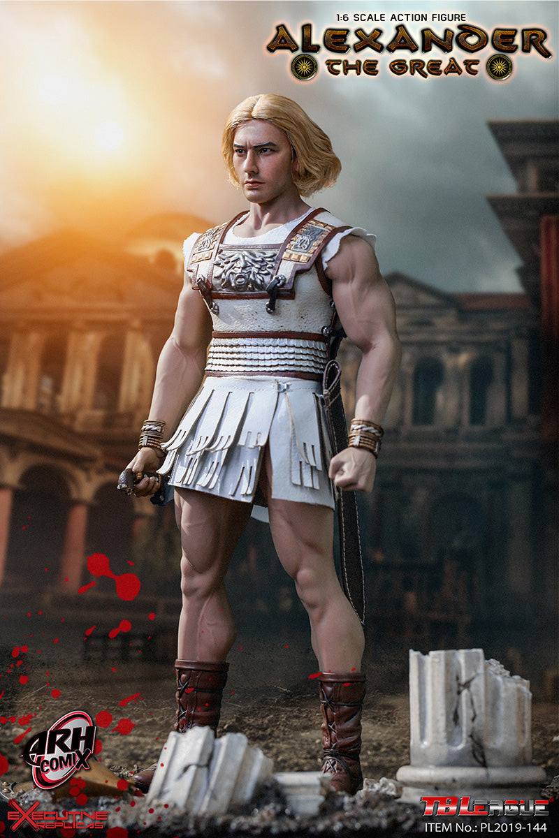 Alexander The Great - Male Base Muscular Body
