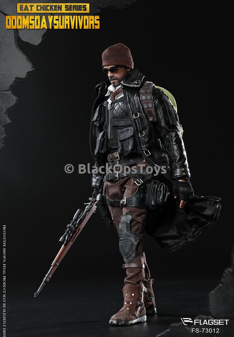 DOOMSDAY SURVIVOR - Tactical Vest & Pouch Set