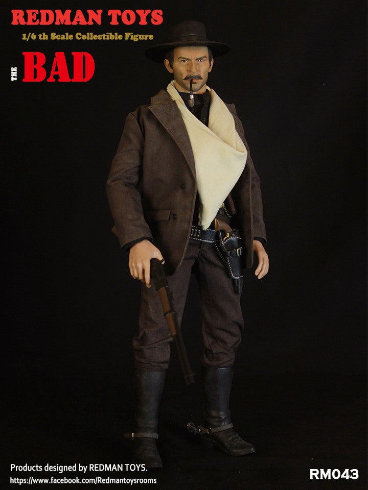 PREORDER - The Cowboy - The Bad - MINT IN BOX