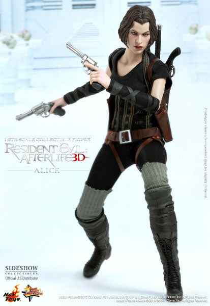 Resident Evil - Alice - Military Style Tactical Corset