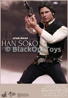 Hot Toys MMS261 Star Wars Han Solo Mint In Box