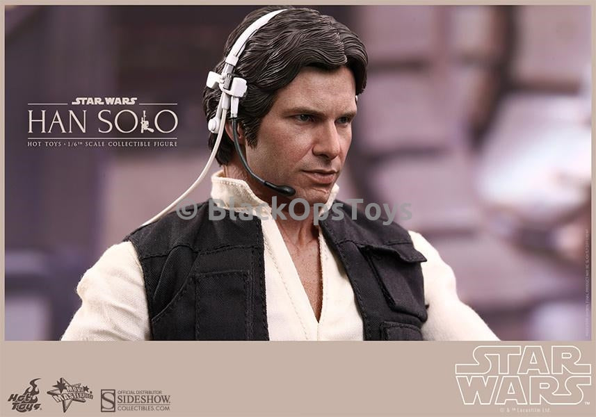 Hot Toys Star Wars The Original Gangster Han Solo Mint in Box