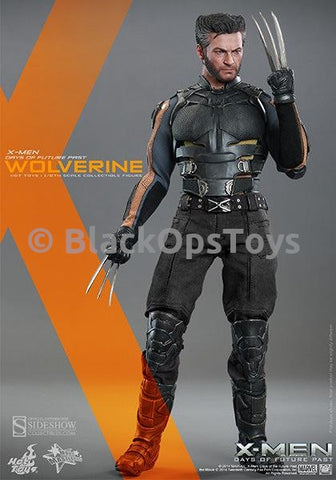 Hot Toys RARE MMS264 X-Men: Days of Future Past Wolverine Mint Read Notes
