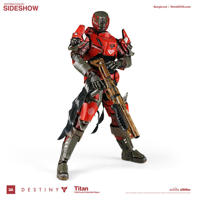 Titan Felwinter's Lie Shotgun From Destiny