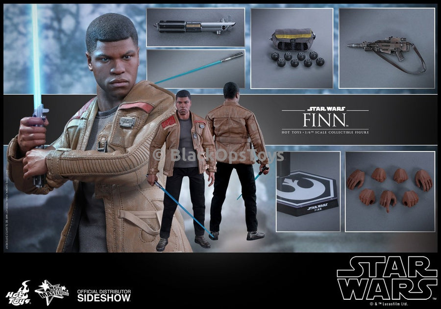 Star Wars Finn Bombs x2