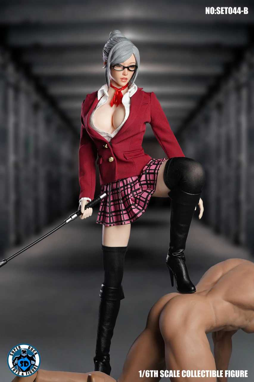 Red Prison School Uniform - MINT IN BOX