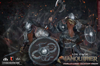 Viking Vanquisher Valhalla Suite 2-Pack - MINT IN BOX