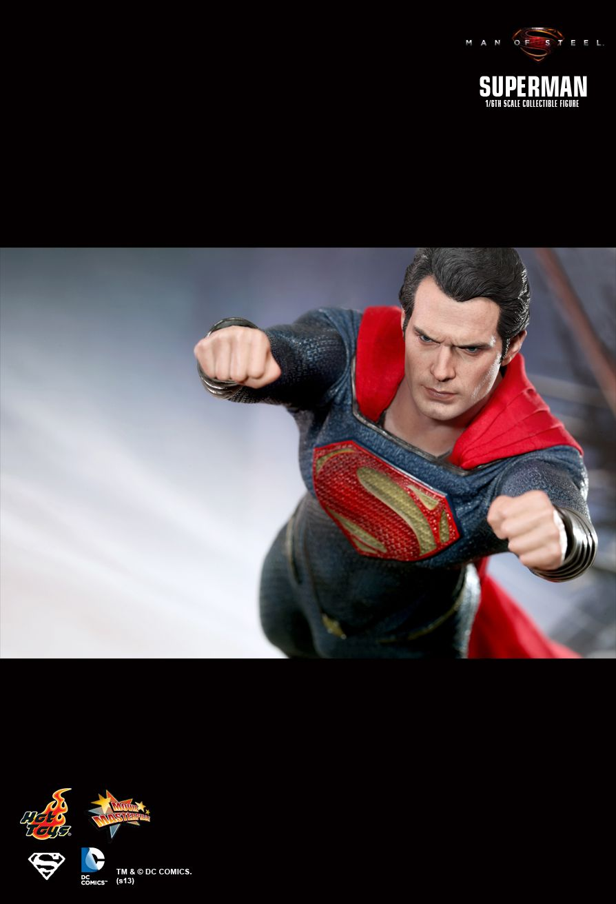 Man Of Steel - Superman - Base Figure Stand