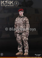 German KSK Kommando Assaulter Spezialkräfte Desert Flecktarn Combat Uniform Set & Accessories