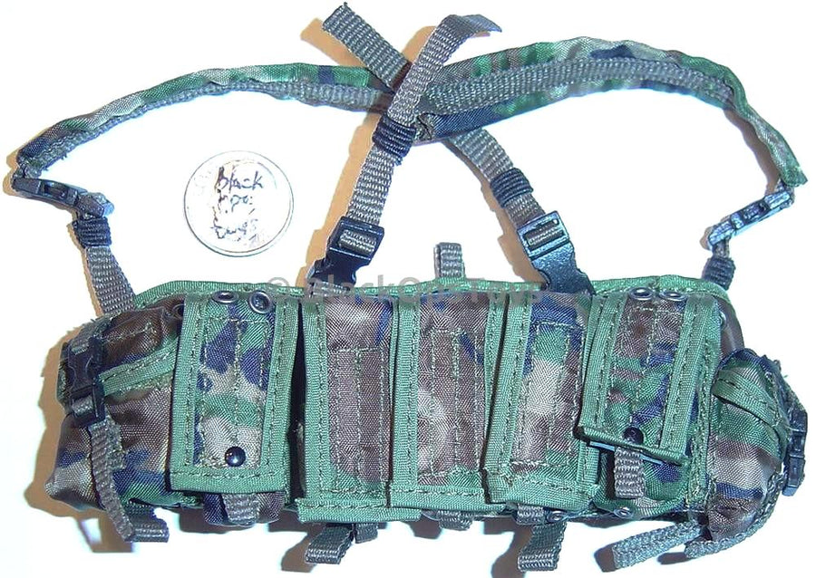 Army Special Forces Woodland Chest Rig