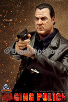 Steven Seagal Raging Police Hands x2