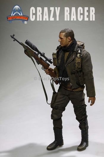 Ultra Rare 1/6 Scale Tom Hardy as Mad Max The Crazy Racer Mint In Box
