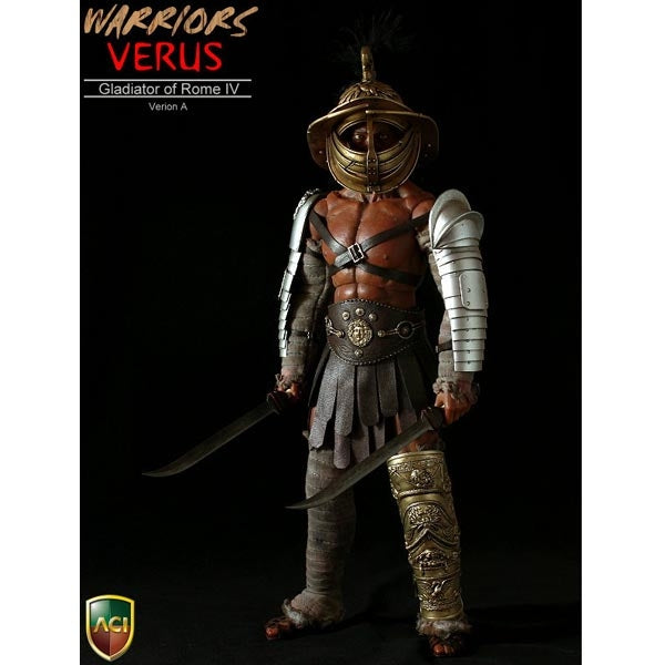 Gladiator Of Rome IV - AA Male Base Body w/Head Sculpt